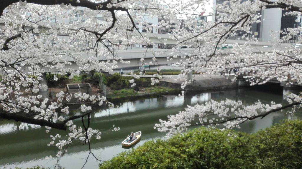 赤坂弁慶堀