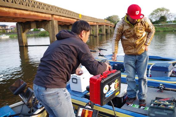 H-1グランプリ新利根川