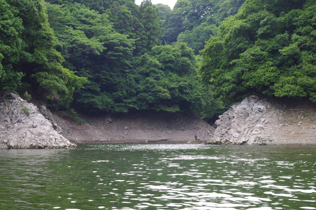 津久井湖とバス釣り