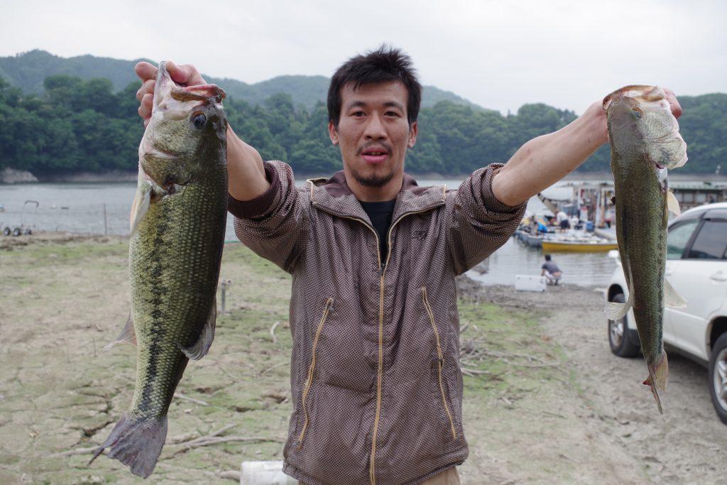 津久井湖ビッグバス