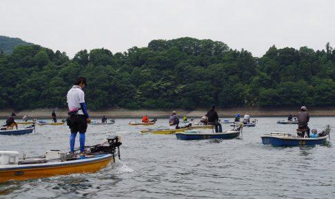 津久井湖戦H-1グランプリ湖上