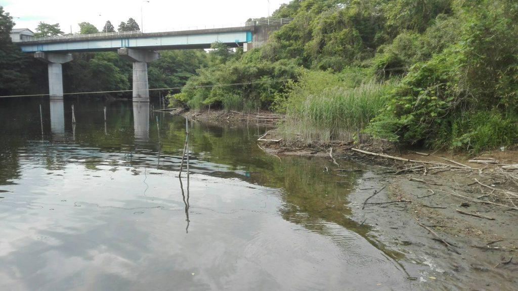 亀山ダムのむらボート2017年5月