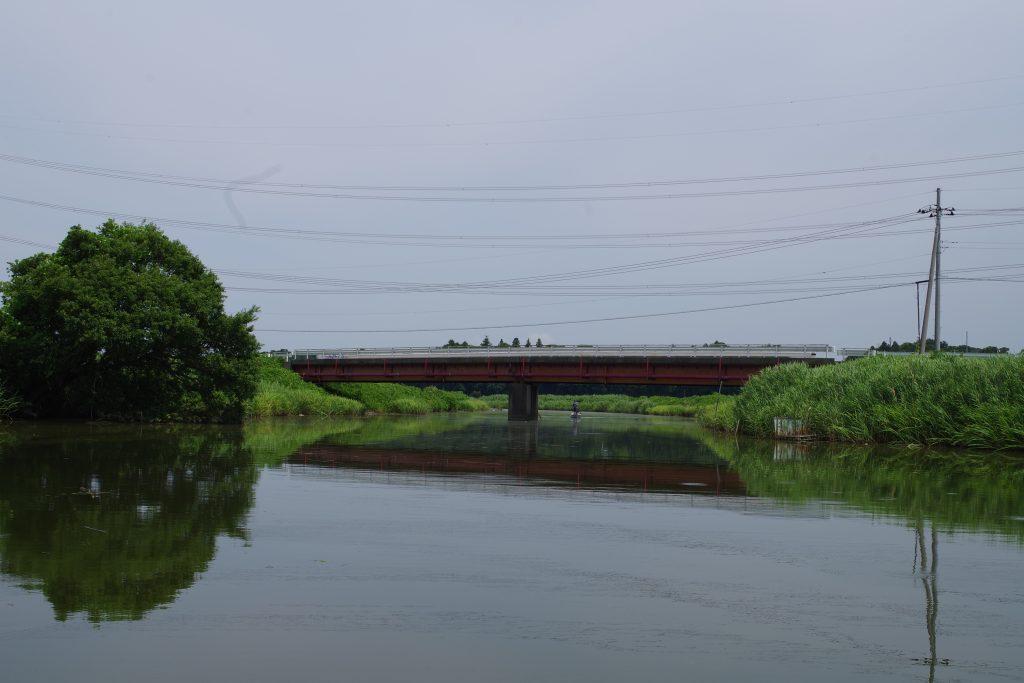 牛久沼上流
