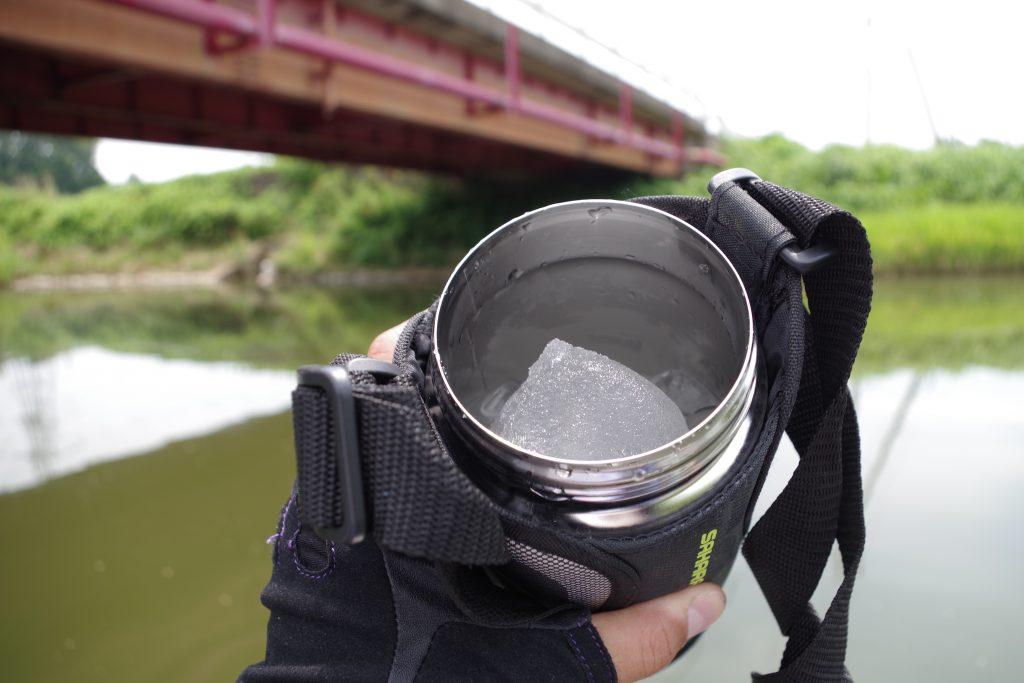 牛久沼水筒タイガーサラハ