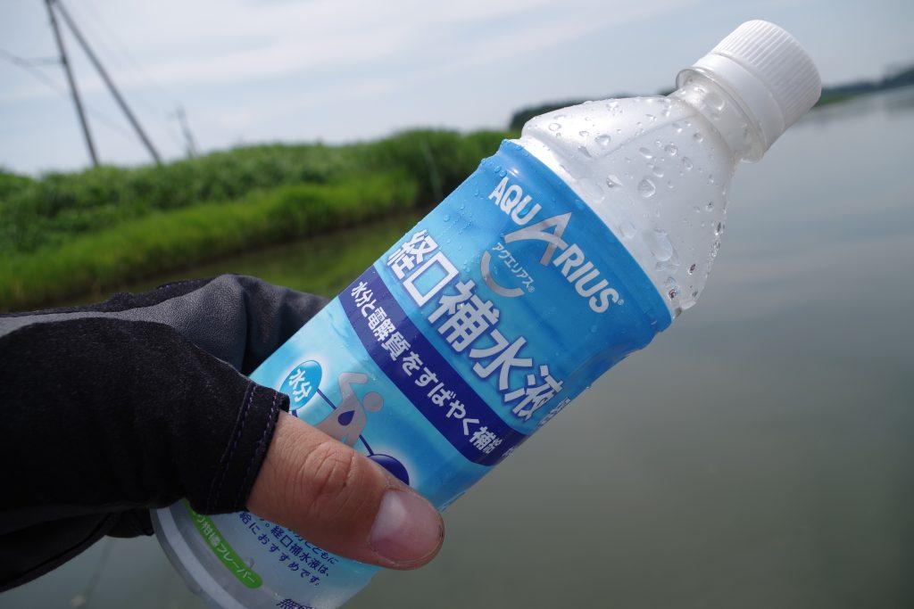 アクエリアス経口補水液