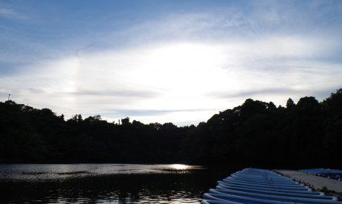 亀山ダム減水