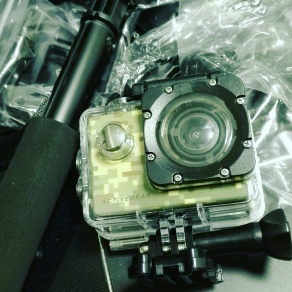 ドン・キホーテのアクションカメラ