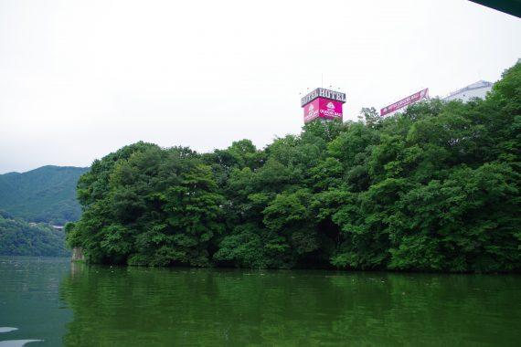 勝瀬橋相模湖