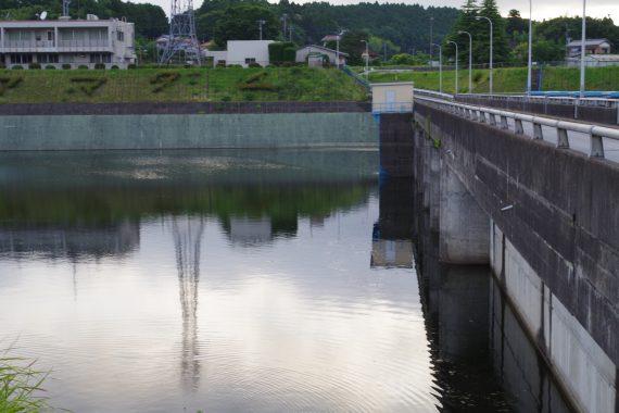 亀山ダムダムサイト