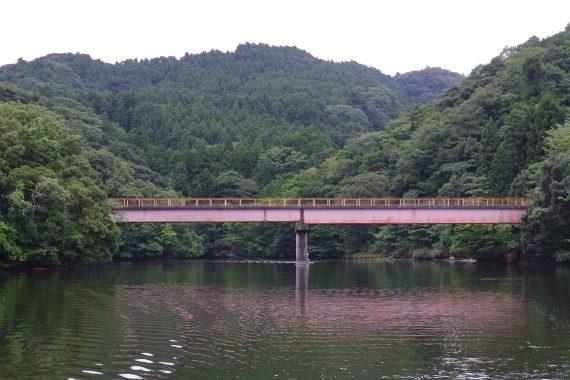 亀山ダム押切沢