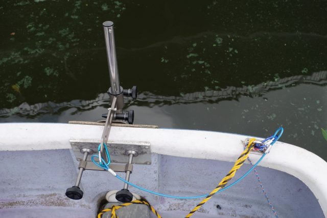 レンタルボートラダー