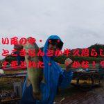 牛久沼のバス釣り