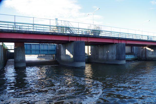 印旛沼長門川バス釣り