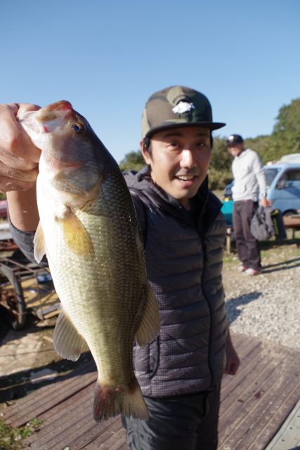 牛久沼たまやボートバス釣り大会