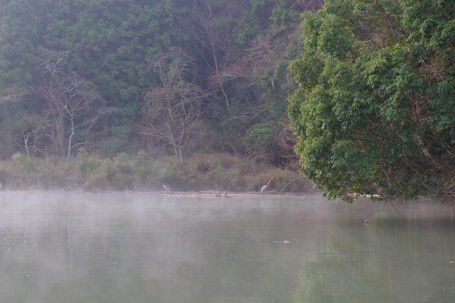 亀山ダムとバス釣り