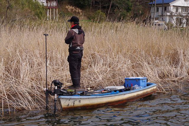 牛久沼バス釣り