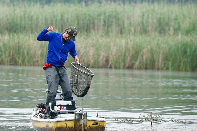 H-1グランプリバス釣り牛久沼