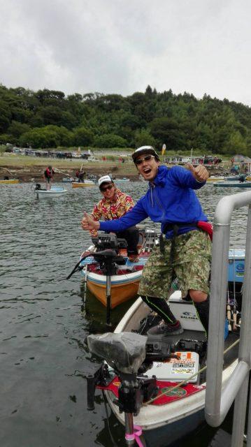 伊藤巧津久井湖